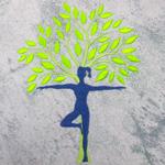 radzio, katarzyna, katarzyna radzio, haft, haft artystyczny, haft komputerowy, haft maszynowy, prezent, dekoracja, ornament, fantazyjne, jednostkowe, unikalne, indywidualne, wyjątkowe, autorskie,  joga, assana, pozycja, ćwiczenia, medytacja, muchów, akade